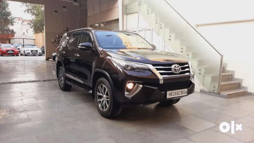 Toyota Fortuner 3.0 4x4 Automatic, 2017, Diesel 0