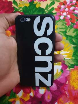 Irfan junejo SCNZ phone cover for iPhone 6