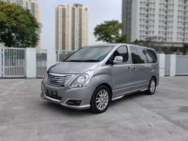 Hyundai H1 Royale 2.5 CRDi Diesel At 2016