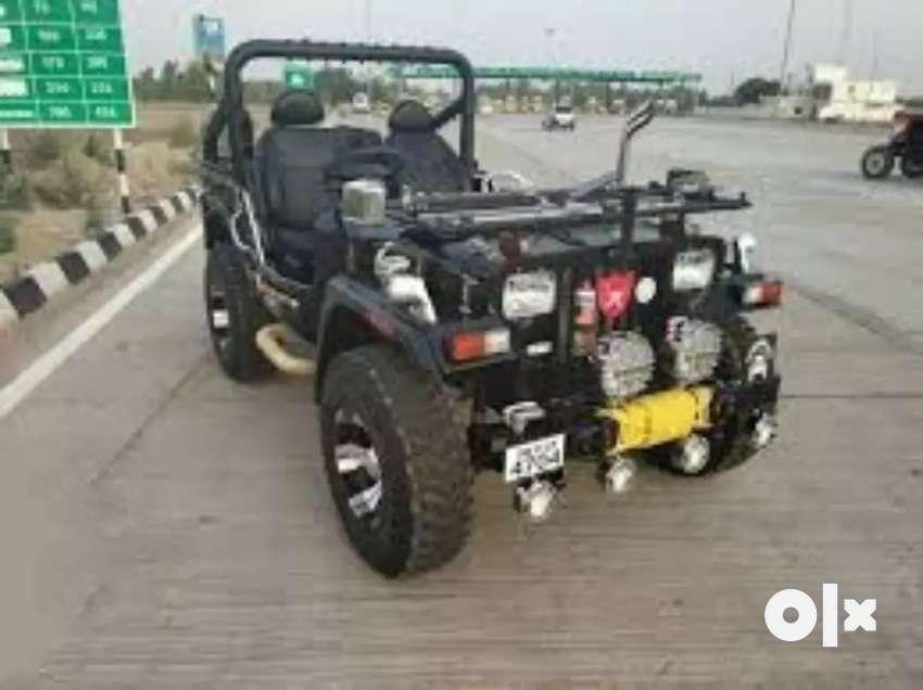 Verma Jeep motor garage all State transfer 0