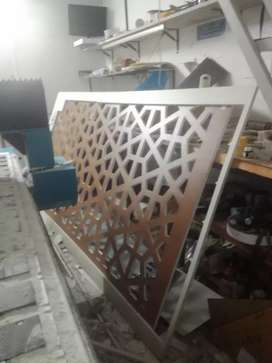 CNC/Laser /Router Cutting /Designing Screen Printing /3D Sign Boards