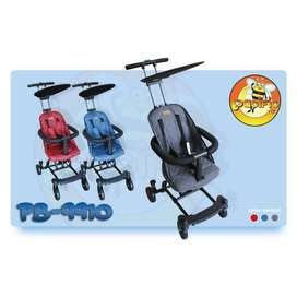 Baby Stroller Pacific PB-9910 Mikro Trike Multifungsi 6 in 1