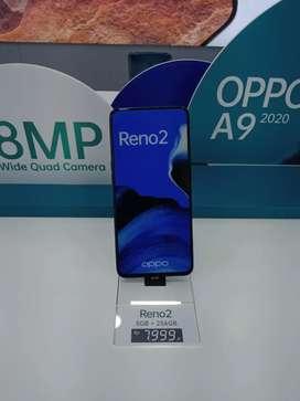 Opoo Reno2 ram 8gb bisa cicilan tanpa kartu kredit