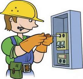 Electrician Required For Electrical Works, Experienced Person Contact