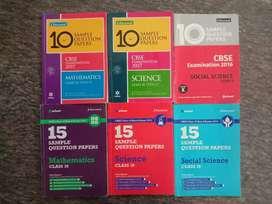 Arihant sample papers of class 10
