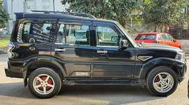 Mahindra Scorpio S6 Plus 7 Seater, 2015, Diesel