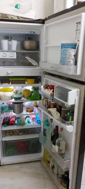 335 ltr Double Door Refrigerator for Sale