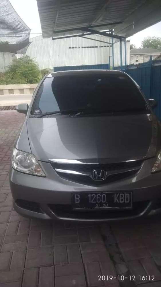 Honda City VTECH th.2005 Faceclift ORS..manual  Bekasi Kota #4