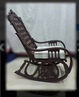 Wooden rocking chair for sell