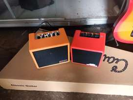 Amplifier gitar 4in baru