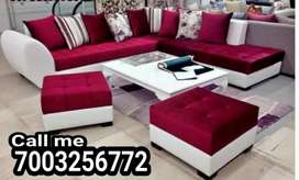 L shape sofa