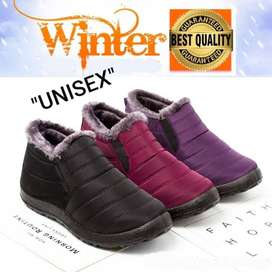 Sepatu Musim Dingin Hangat / Winter Thermal Boots / Salju 01