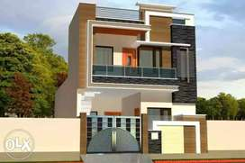 3 bhk home located in new urban estate