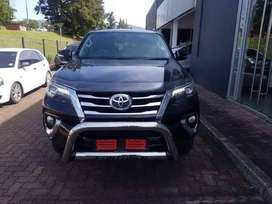 Toyota Fortuner 2016 on easy installments