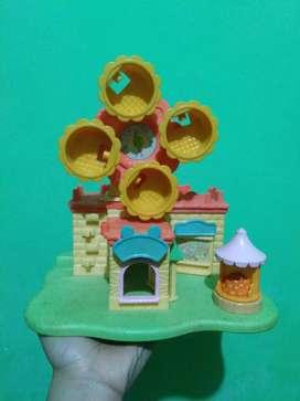 Rumah mainan hamtaro