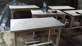 Meja 1 meter x50 tinggi 80
