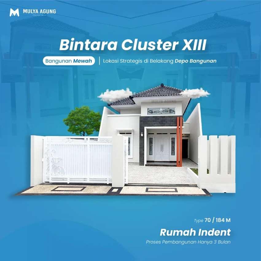 Rumah Mewah Bintara cluster 13 0