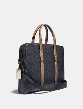 Coach briefcase/ Tas Laptop Original Boutique 100%