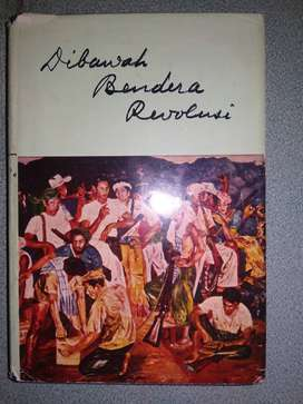 "Buku Antik Karangan Bpk Ir.Soekarno""Dibawah Bendera Revolusi"""