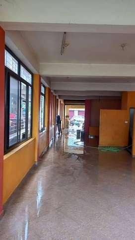 Restaurant & Office space