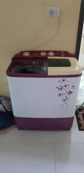 Videocon washing machine 6.5 kg