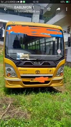 TATA school bus ultra