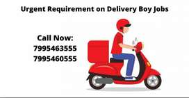 Wanted van delivery boy job in Kukatpally