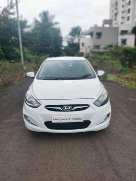 Hyundai Verna 2011-2014 1.6 CRDi EX MT, 2013, Diesel