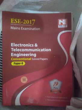 Upsc IES/GATE Electronics and communication MADE EASY