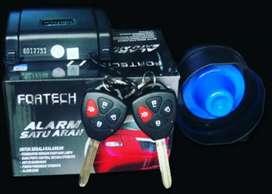 Remote Alarm Mobil Model Kunci Innova Fortech