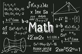 MATHEMATICS HOME TUTOR ( from class 3rd to 10th)