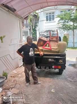 Jasa angkutan barang dalam luar kota Kasihan Raya 87