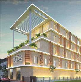 1000sqft office space available in siddha weston.