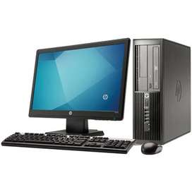 offer.. used i5- 3RD GEN. PC With LCD MONITOR - sale (45 nos)