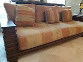 Pure sheeshan wooden sofas