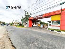 Dijual Gudang dan Toko Besi Jalan Pleret Km 1,5 Lingkungan Perumahan