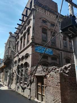 4 Marla old House For Sale In  Rayjay Wali Gali Chiniot.