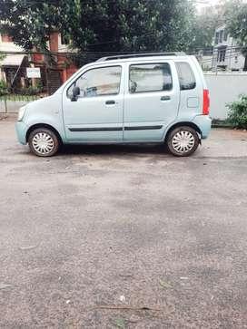 Maruti Suzuki Wagon R LXi BS-III, 2007, Petrol