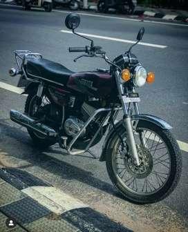 Rx135 5speed