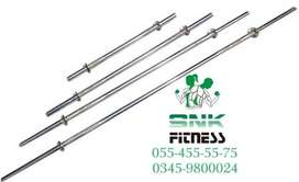 Gym Body Building & Fitness Rod for home use, Olympic Rods also avail