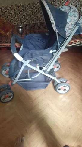 Baby pram / stroller /Baba gadi for kids 3 in 1