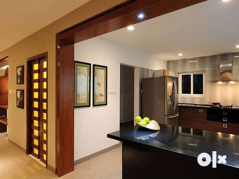 2405 sq ft 3 BHK 3T Apartment in Gachibowli at Green Grace 0