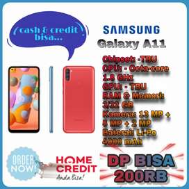 Samsung A11 Dp 200rb proses 20 menit