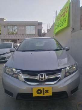Honda City I-Vtec 1.3 auto 2021 Already Bank Leased