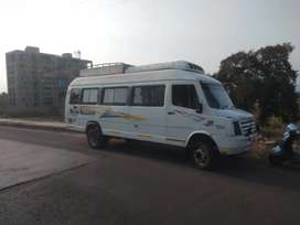 Tempo traveller 26 seater ac