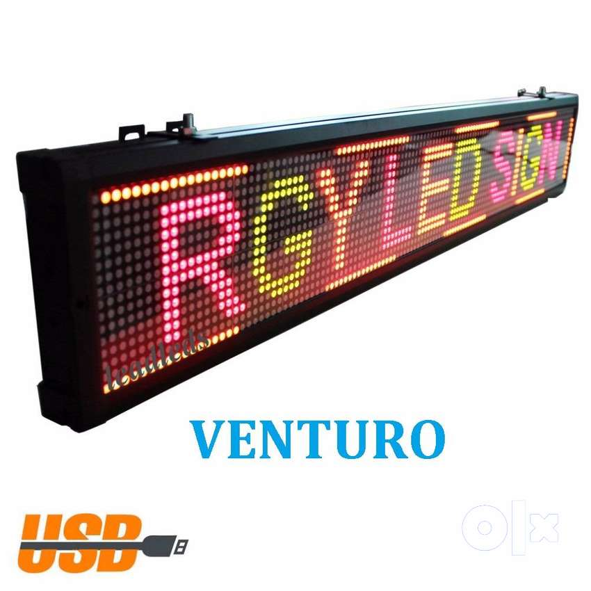 VENTURO LED SCROLLING DISPLAY 0