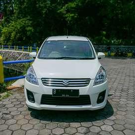 [KM Rendah] Suzuki Ertiga GX a/t 2013, bs kredit