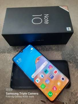 Xiaomi Mi Note 10 6/128 Resmi