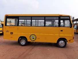 school bus mahindra 2008 model