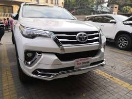 FORTUNER TITHUM STYLE BODY KIT